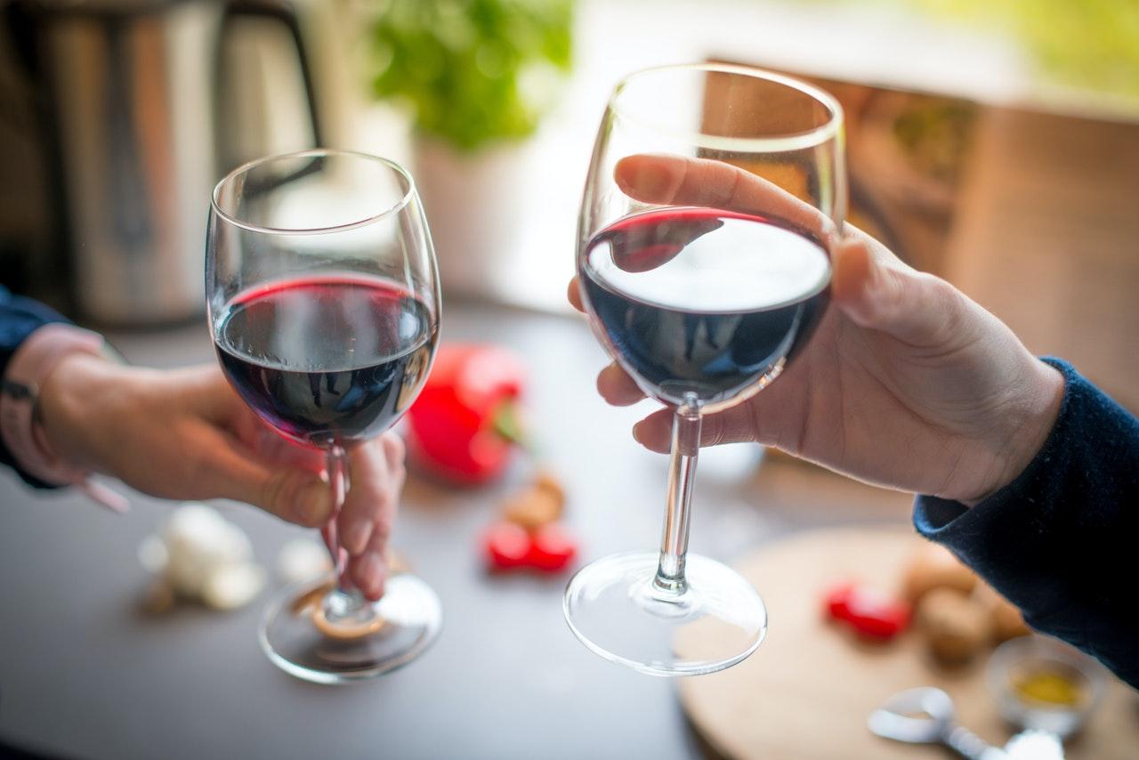 Rode wijn bestellen