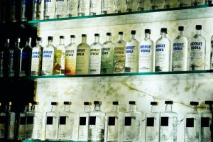vodka bewaren